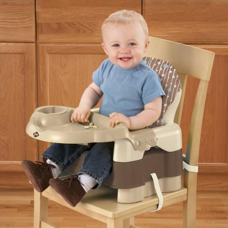 Decor Safety 1st Deluxe Sit Snack /& Go Convertible Booster