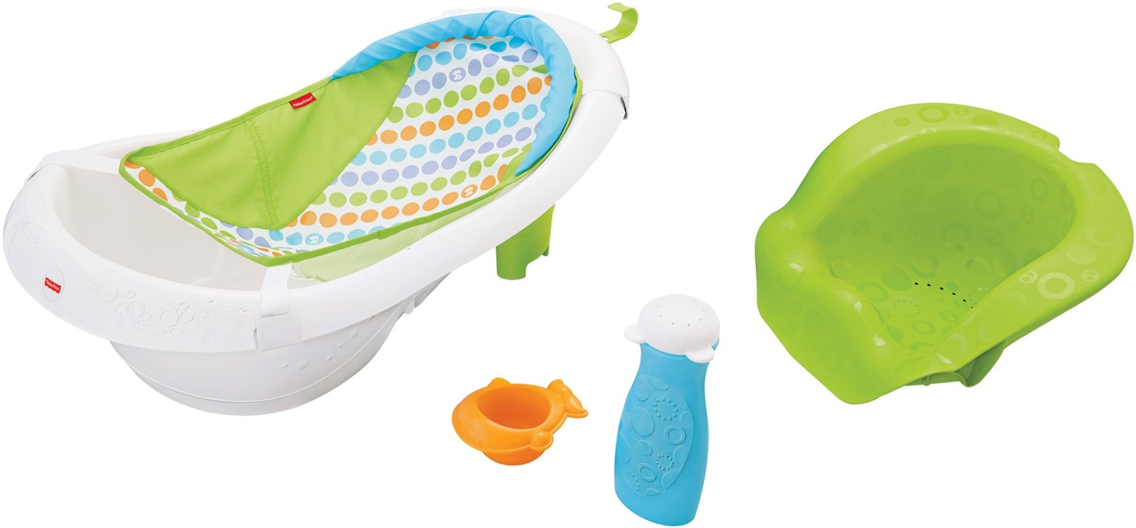Fisher Price 4-in-1 Sling \'n Seat Tub | Monmartt