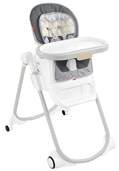 Fisher Price 4 In 1 Total Clean High Chair Monmartt