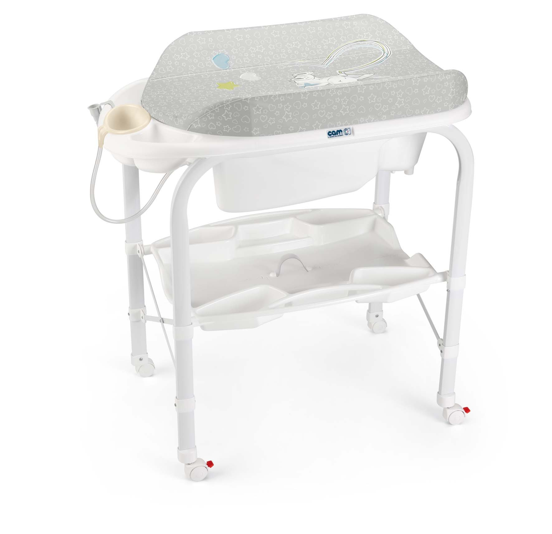Products Monmartt - Commercial bathroom baby changing table