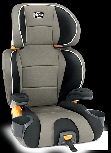 Belt Positioning Booster Car Seat, Chicco Kidfit Booster Car Seat