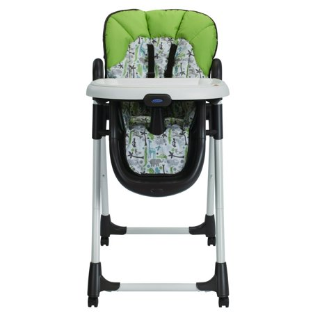 High Chairs And Boosters Graco Meal Time High Chair Zoofari