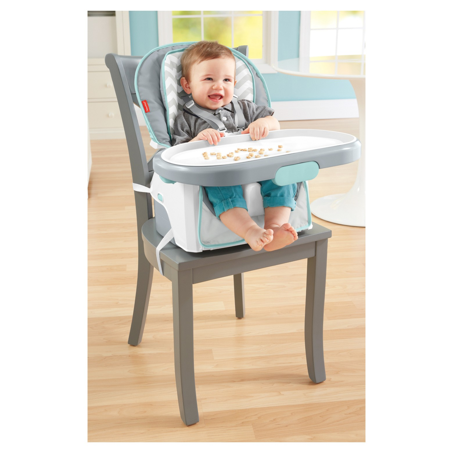High Chairs and Boosters Fisher-Price 4-in-1 Total Clean High Chair  sc 1 st  Products | Monmartt & Products | Monmartt