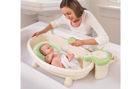 summer infant soothing spa and shower monmartt. Black Bedroom Furniture Sets. Home Design Ideas