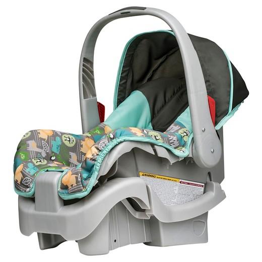 Product ID 3233 Evenflo Nurture Infant Car Seat