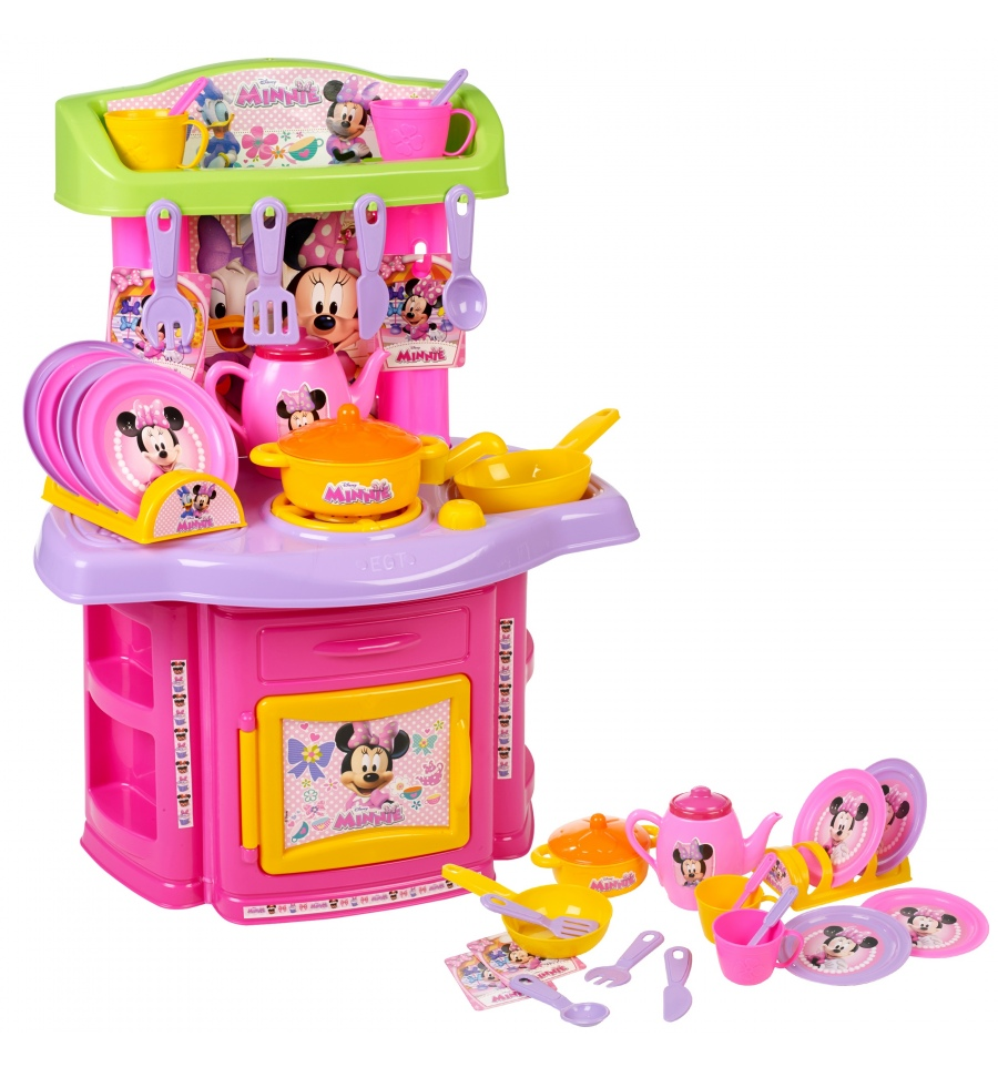 Minnie Chef Kitchen Set